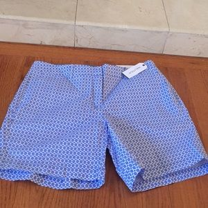 Nautica short blue NWT